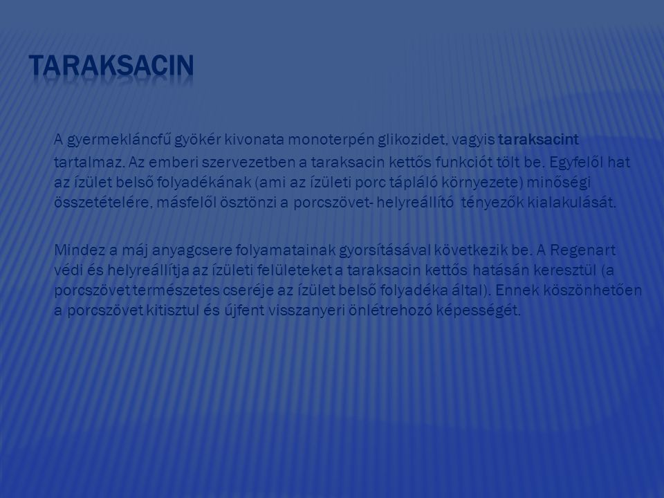 TARAKSACIN