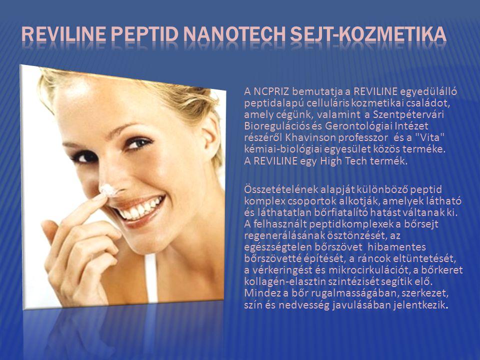 REVILINE PEPTID NANOTECH sejt-kozmetika