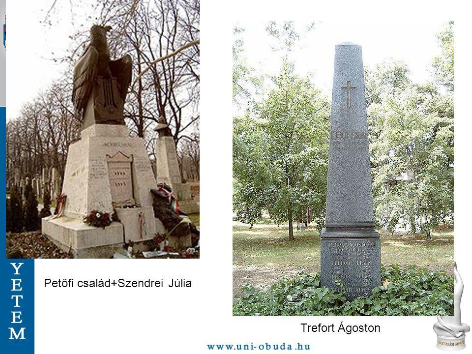 Petőfi család+Szendrei Júlia