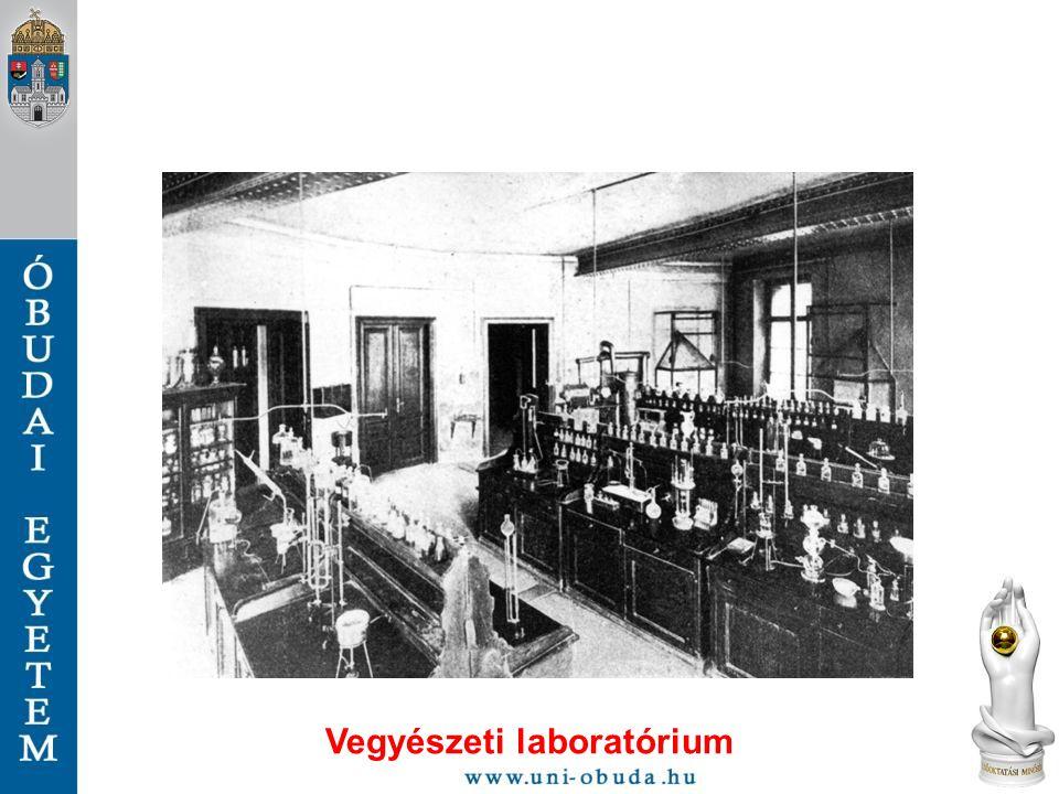 Vegyészeti laboratórium