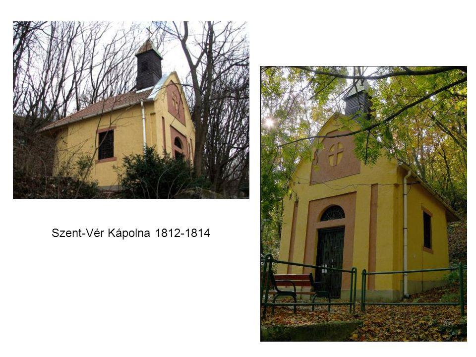 Szent-Vér Kápolna 1812-1814