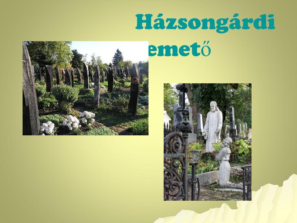 Házsongárdi temető