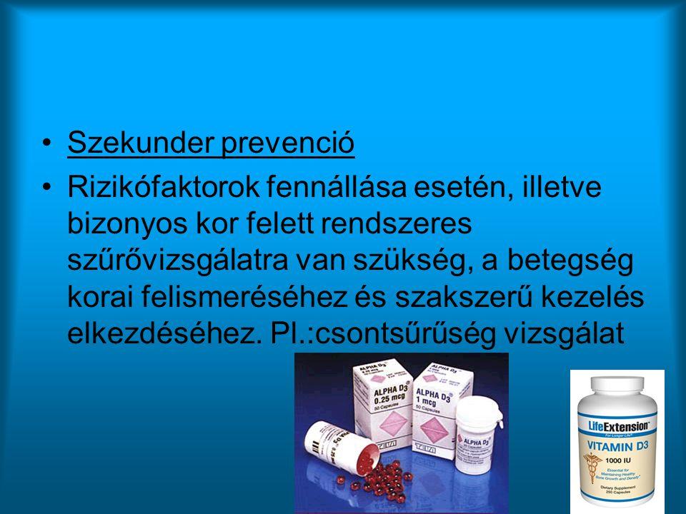 Szekunder prevenció