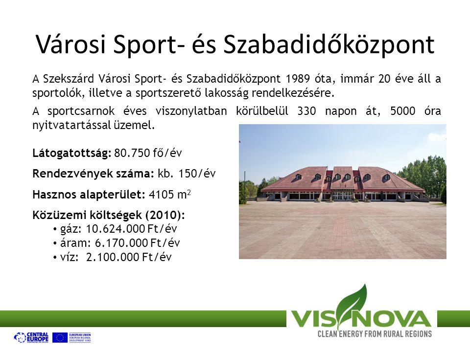 Városi Sport- és Szabadidőközpont