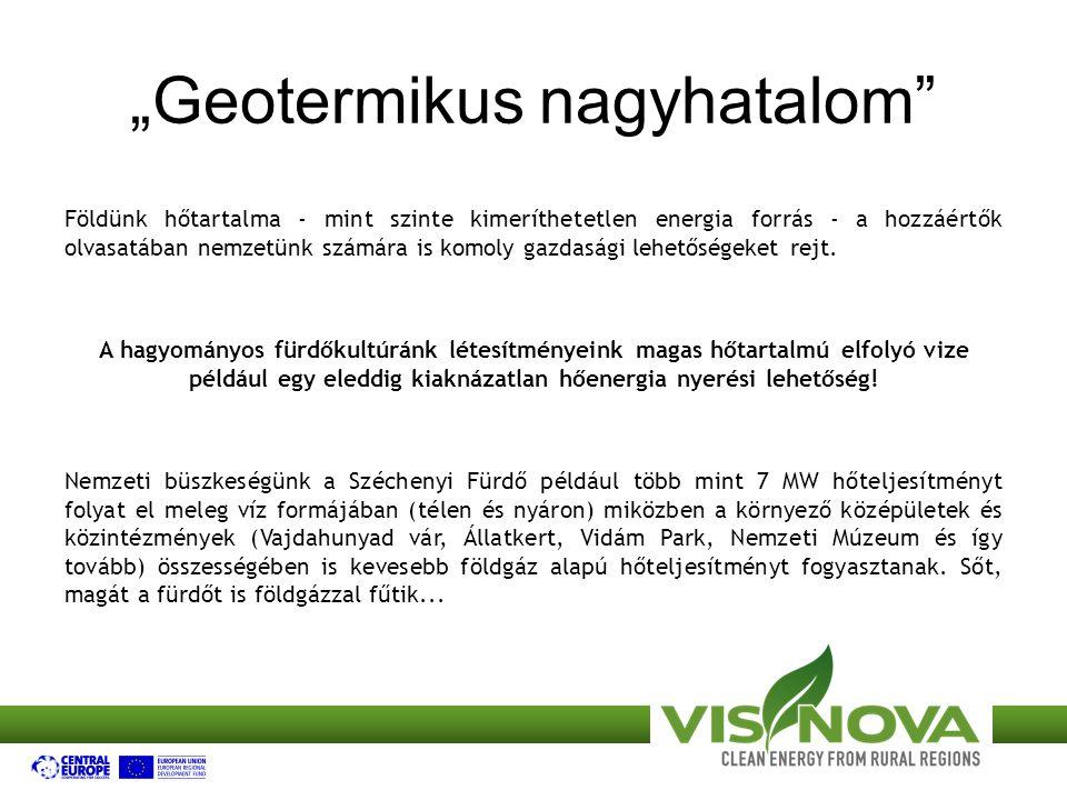 """""""Geotermikus nagyhatalom"""