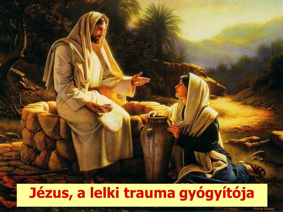 Jézus, a lelki trauma gyógyítója