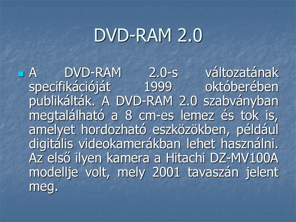 DVD-RAM 2.0