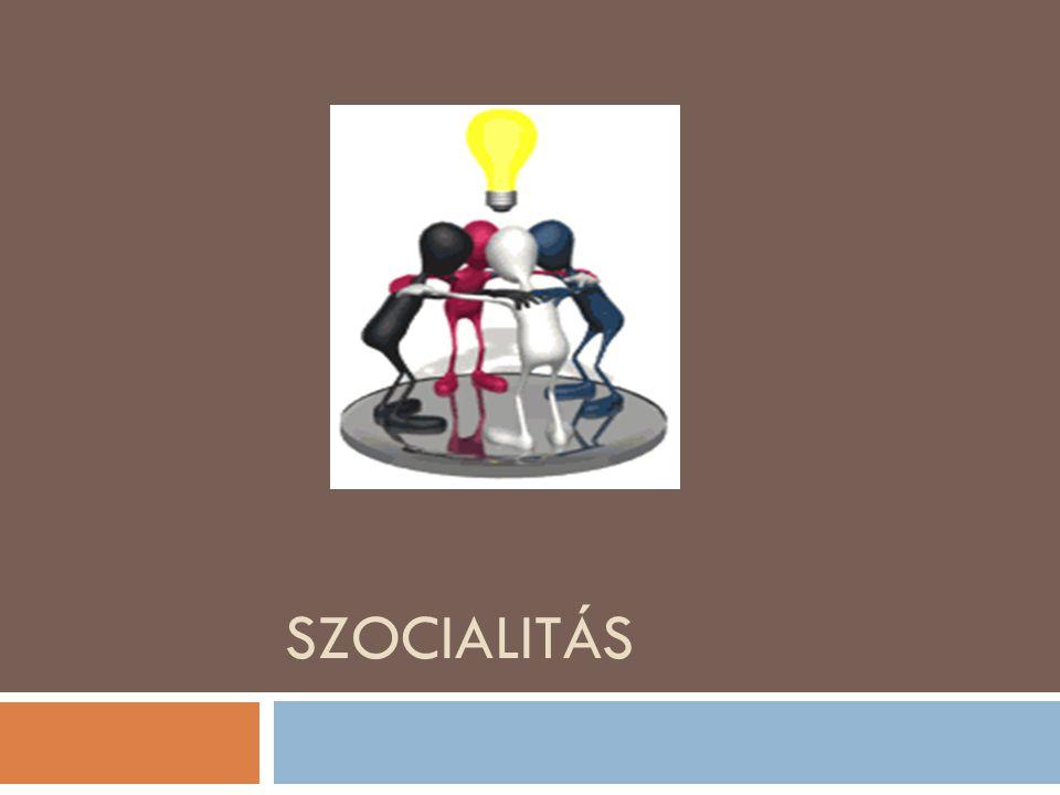 Szocialitás