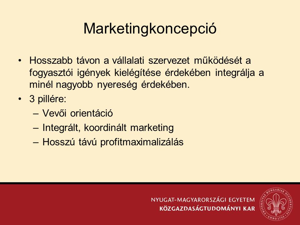 Marketingkoncepció