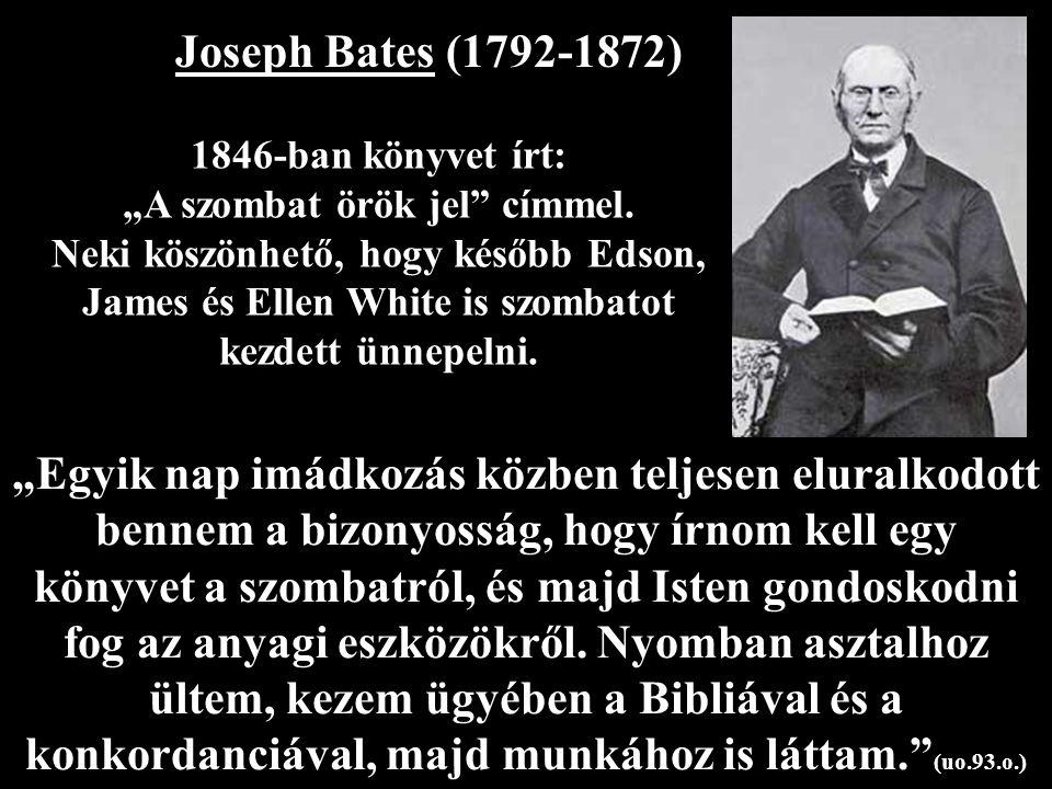 Joseph Bates (1792-1872)