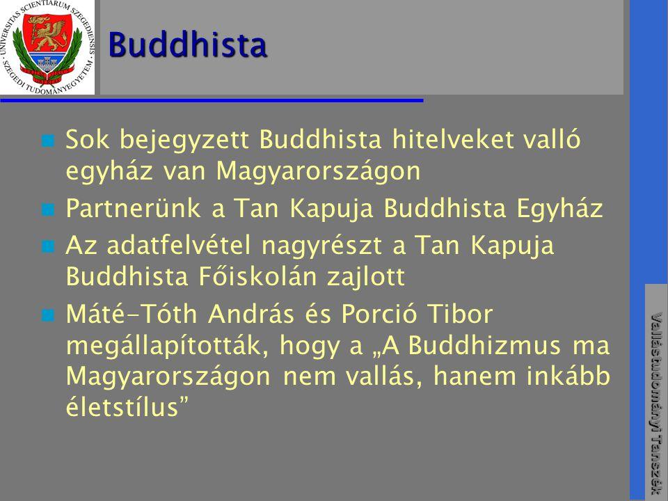 Buddhista Sok bejegyzett Buddhista hitelveket valló egyház van Magyarországon. Partnerünk a Tan Kapuja Buddhista Egyház.