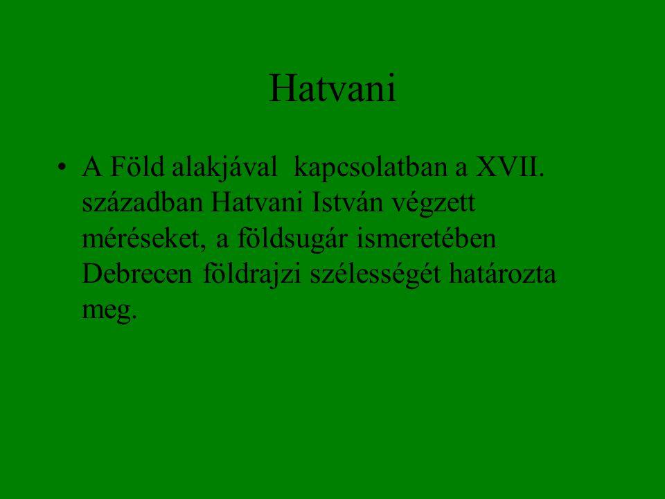 Hatvani