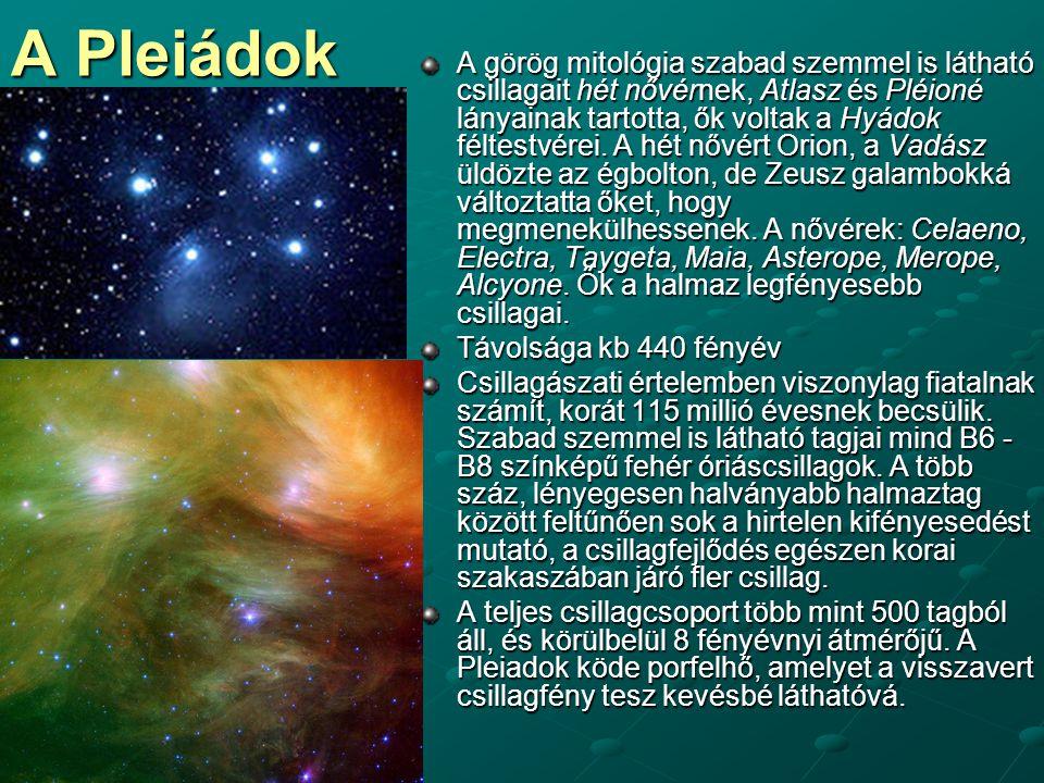 A Pleiádok