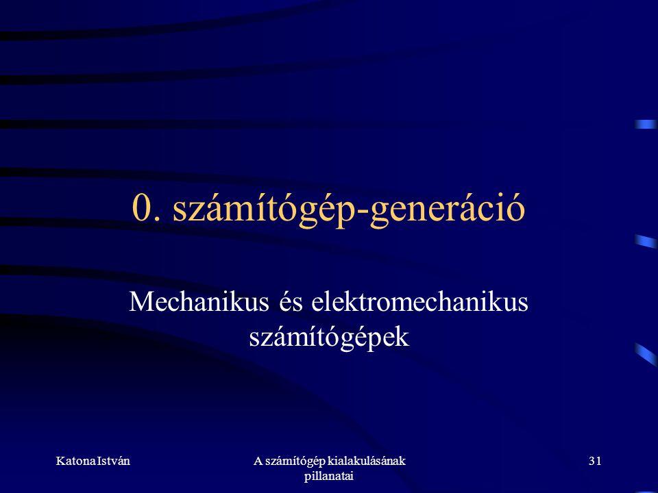 0. számítógép-generáció