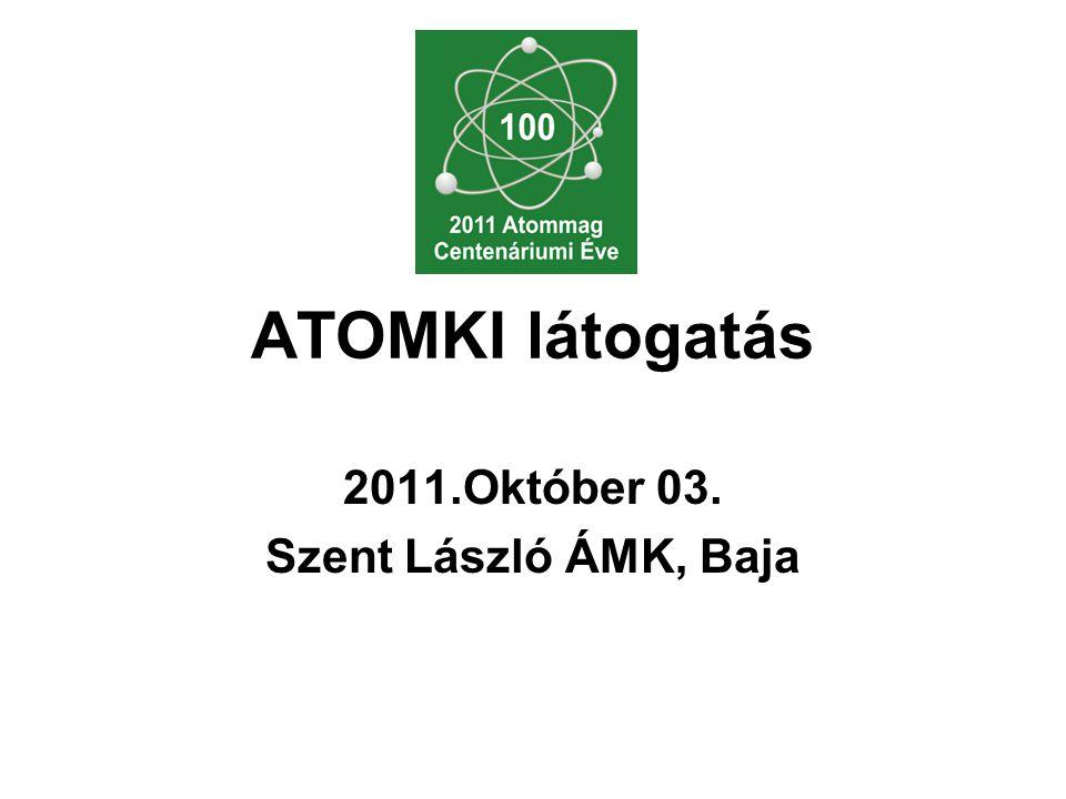 2011.Október 03. Szent László ÁMK, Baja