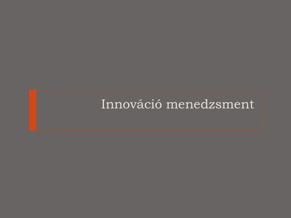 Innováció menedzsment