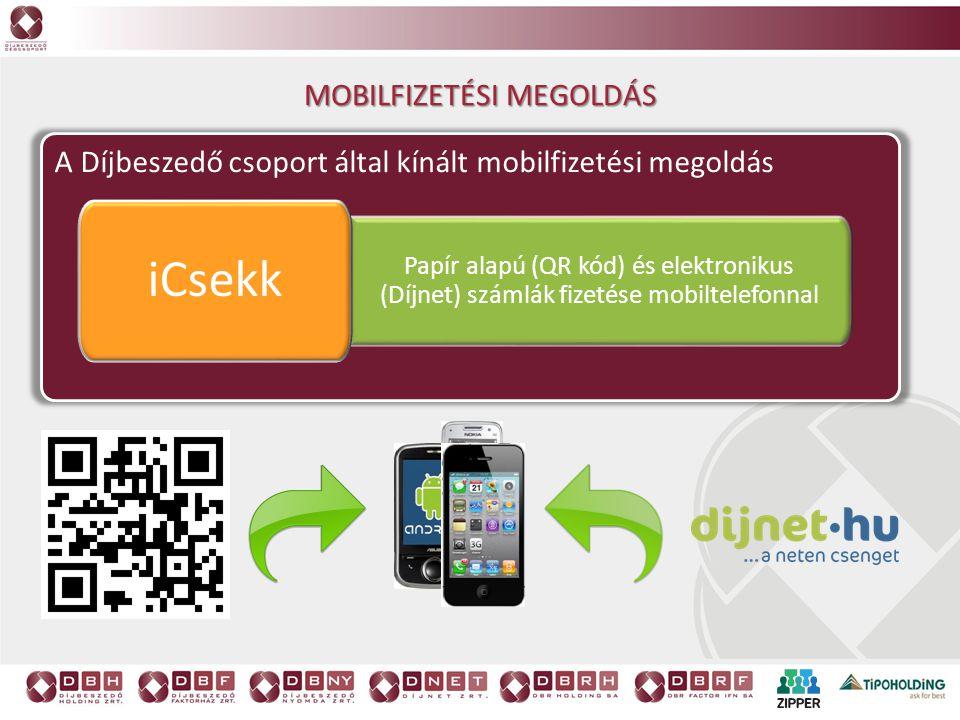 Mobilfizetési megoldás