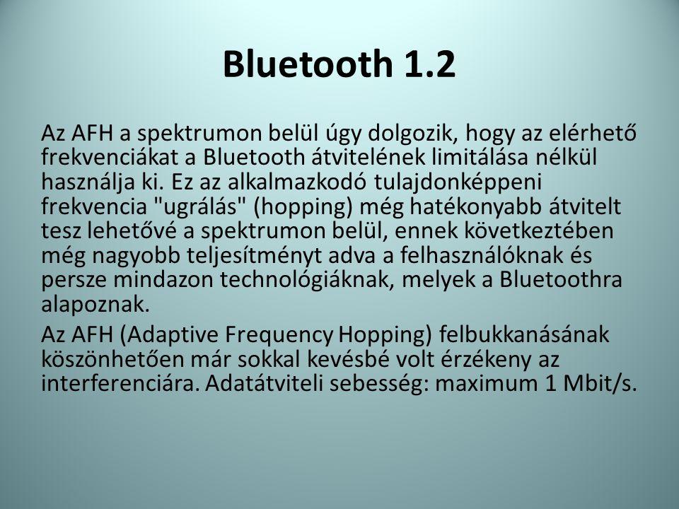 Bluetooth 1.2