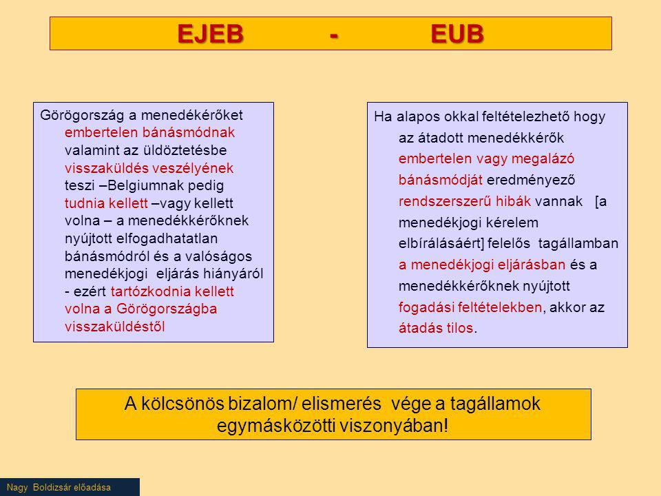 EJEB - EUB