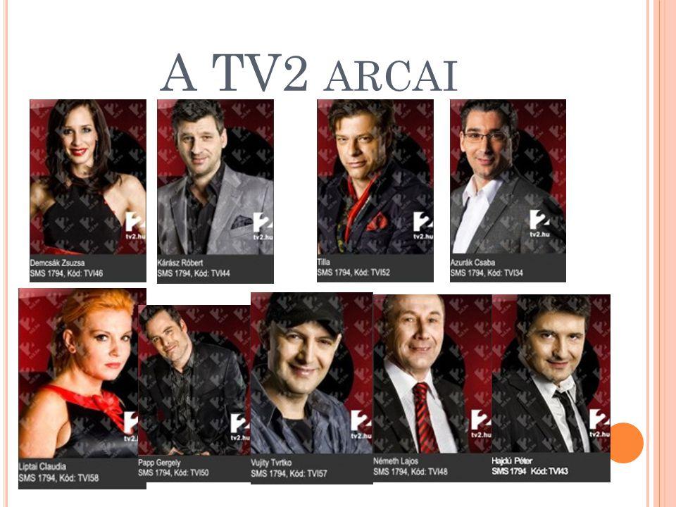A TV2 arcai