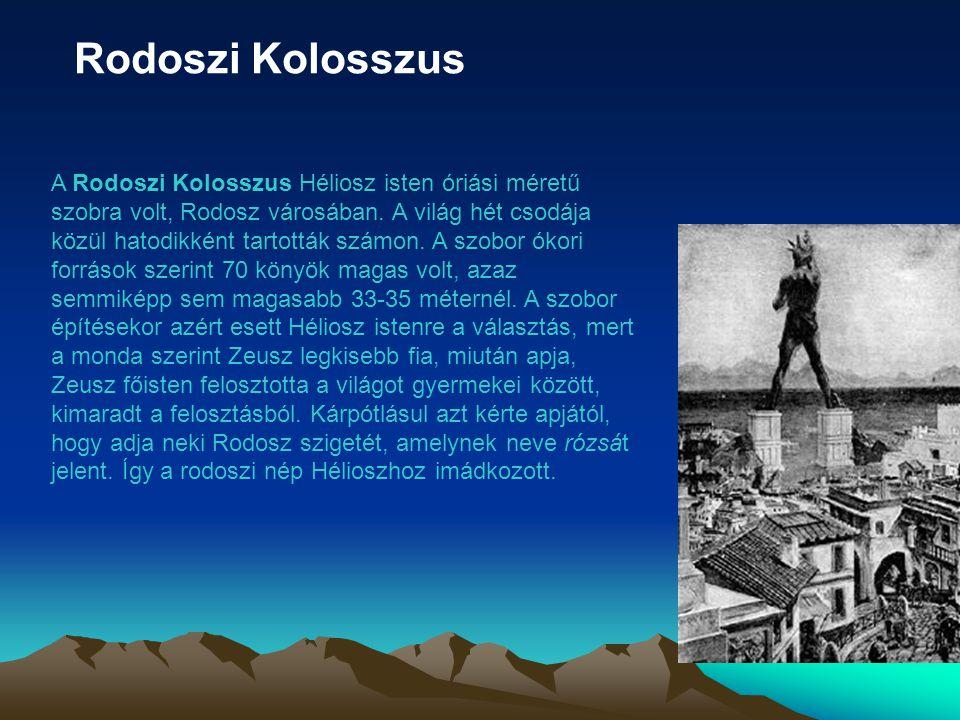 Rodoszi Kolosszus