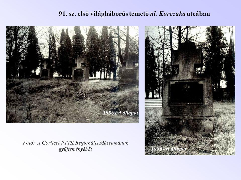 Fotó: A Gorlicei PTTK Regionális Múzeumának gyűjteményéből