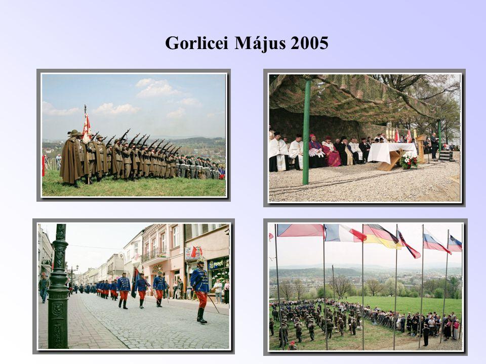 Gorlicei Május 2005