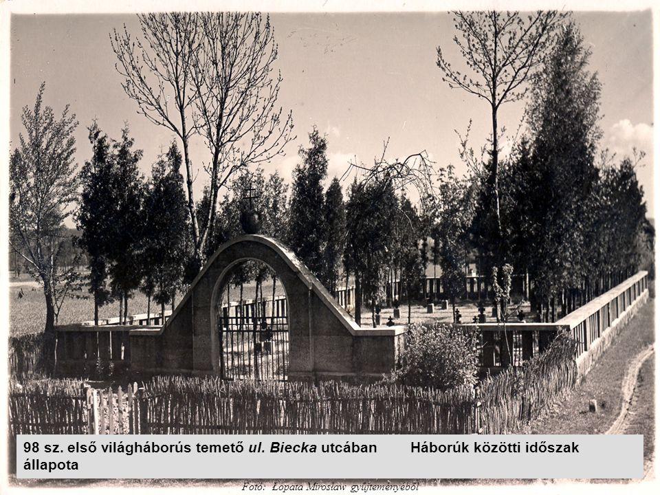 Fotó: Łopata Mirosław gyűjteményéből