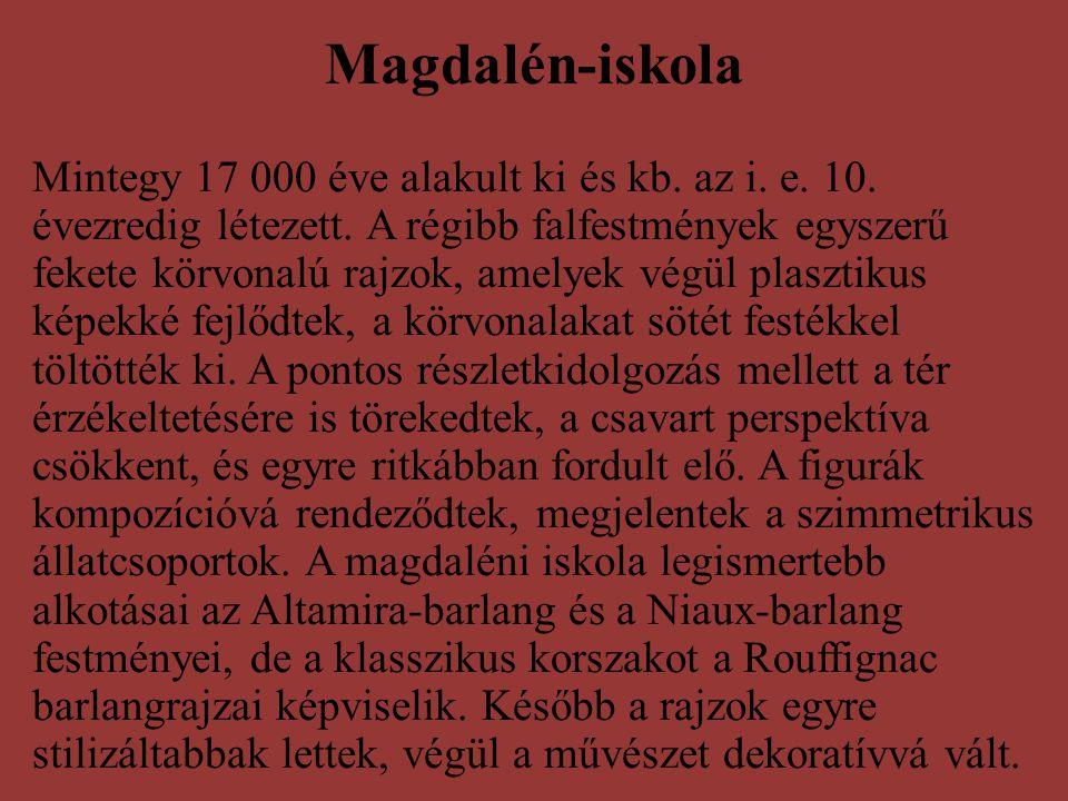 Magdalén-iskola