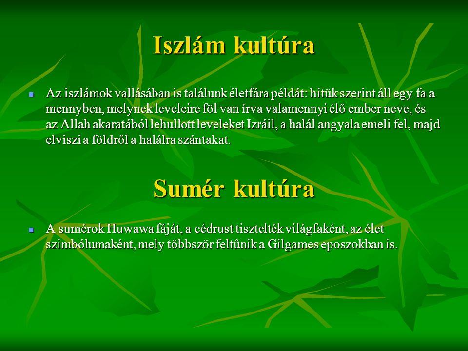 Iszlám kultúra Sumér kultúra