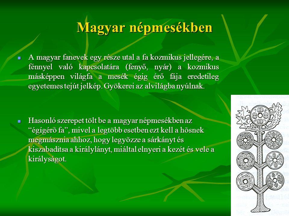 Magyar népmesékben