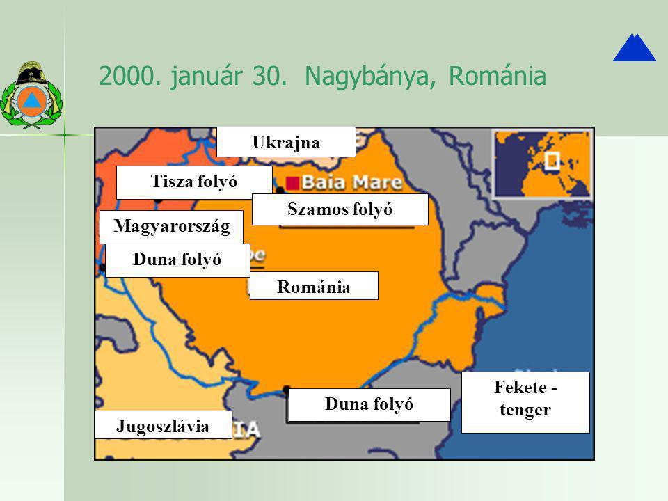 2000. január 30. Nagybánya, Románia