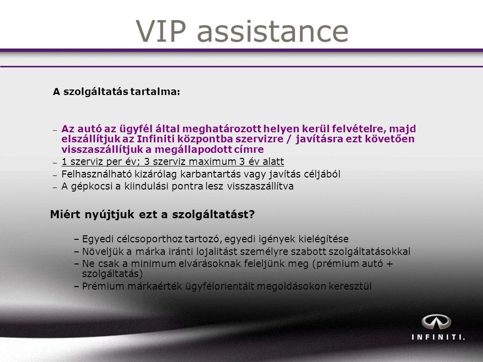 VIP assistance Miért nyújtjuk ezt a szolgáltatást