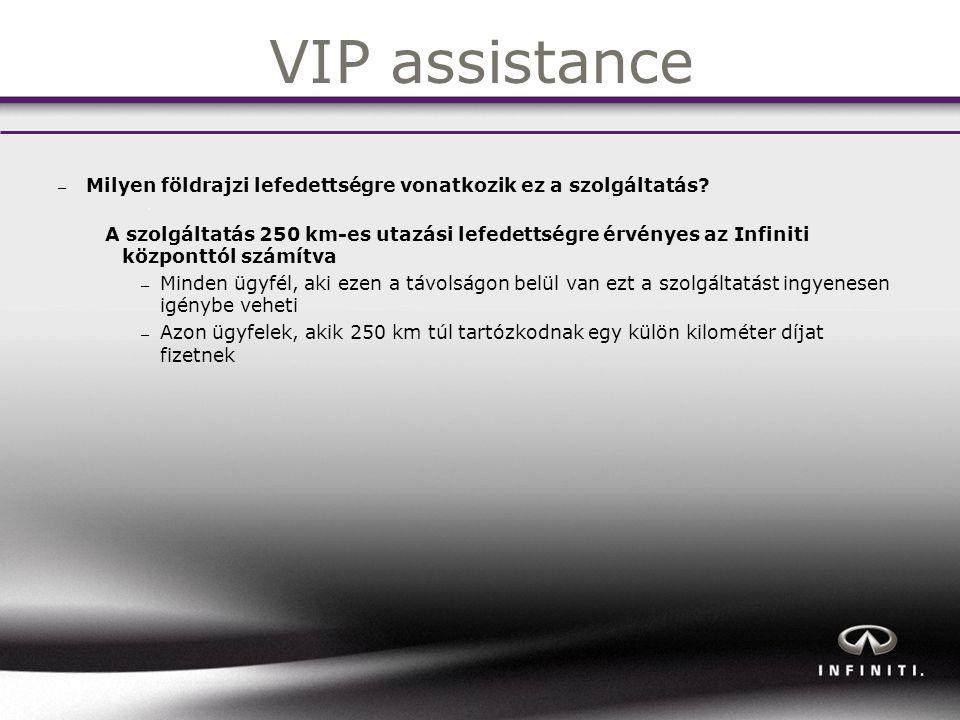 VIP assistance Milyen földrajzi lefedettségre vonatkozik ez a szolgáltatás
