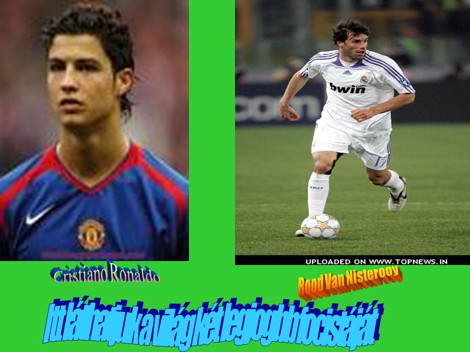 Itt láthatjuk a világ két legjogbb focistáját
