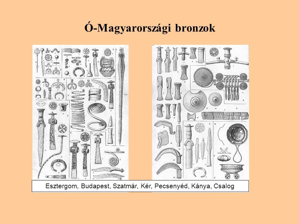 Ó-Magyarországi bronzok