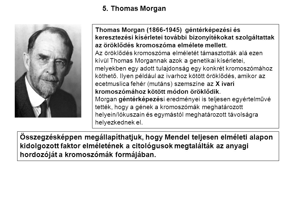 5. Thomas Morgan