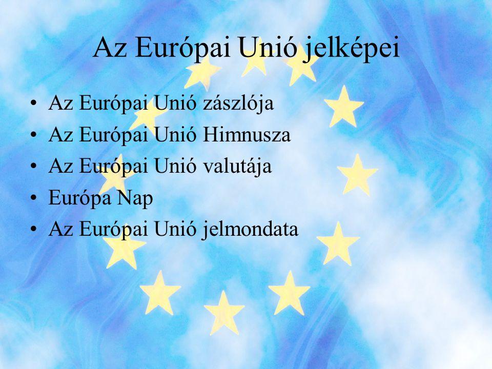 Az Európai Unió jelképei