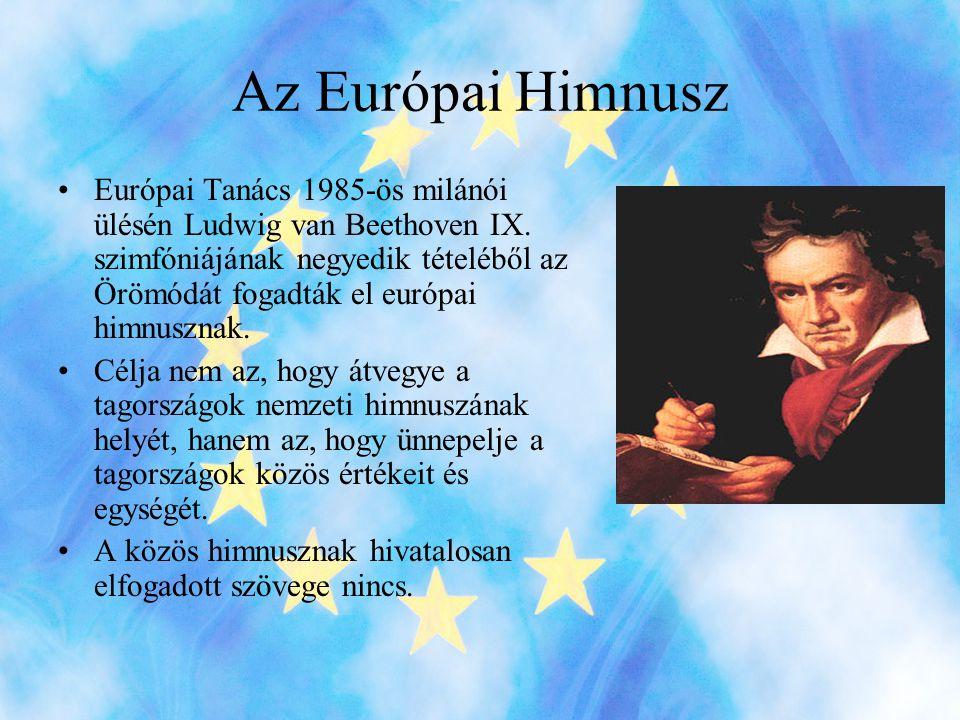 Az Európai Himnusz