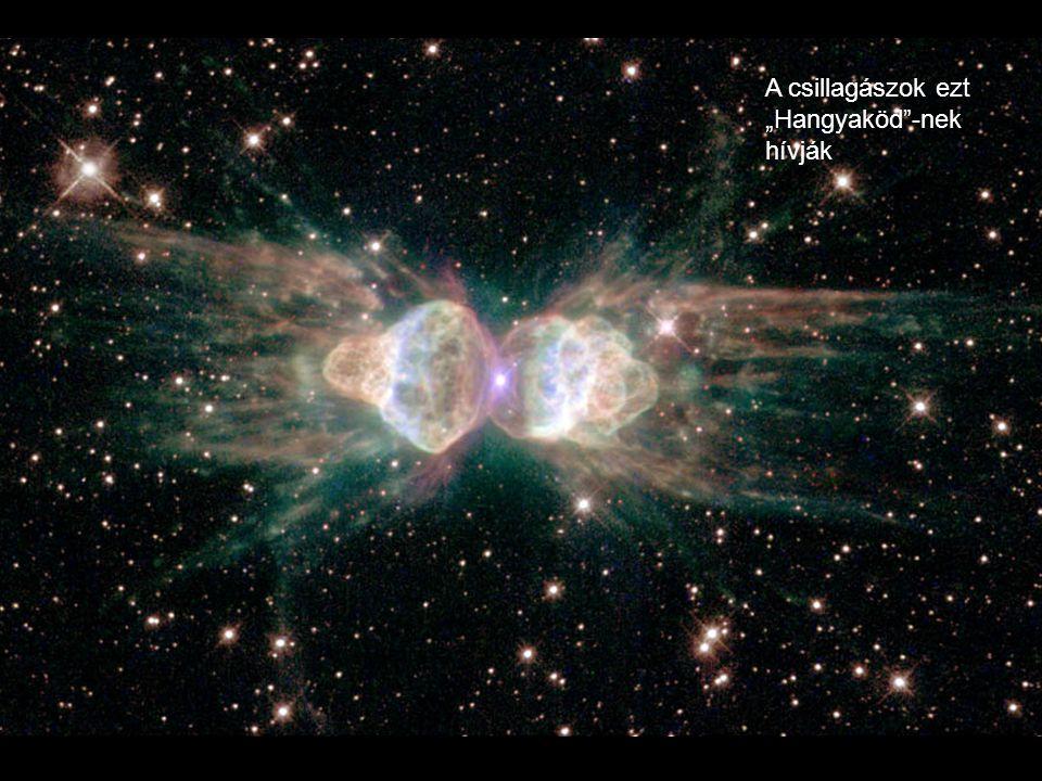 """A csillagászok ezt """"Hangyaköd -nek hívják"""