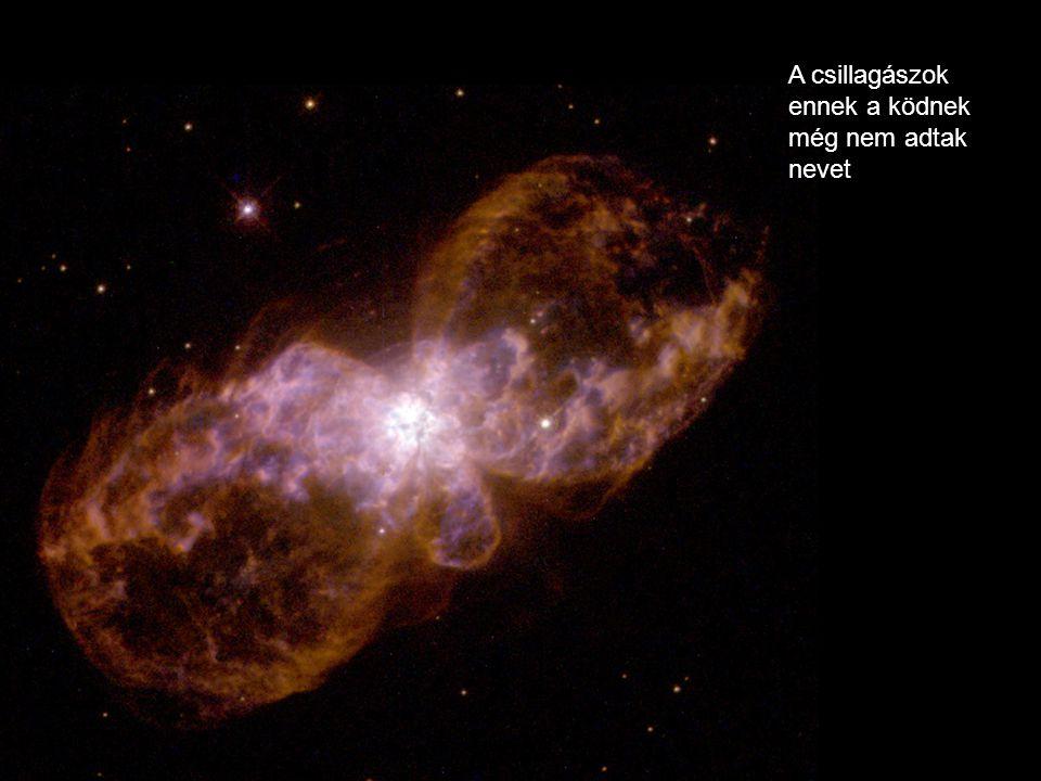 A csillagászok ennek a ködnek még nem adtak nevet