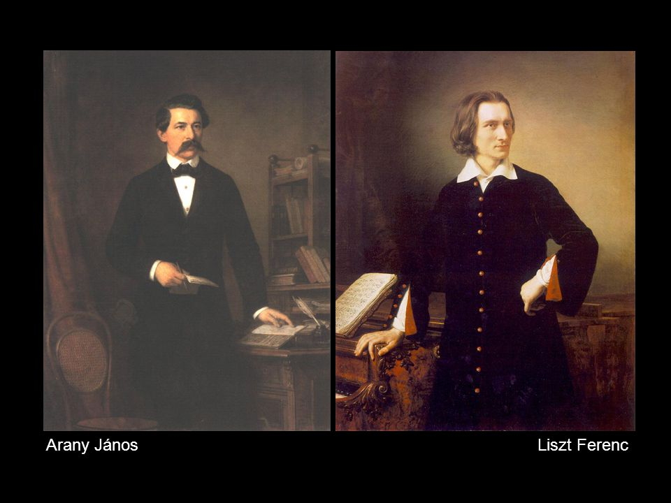 Arany János Liszt Ferenc