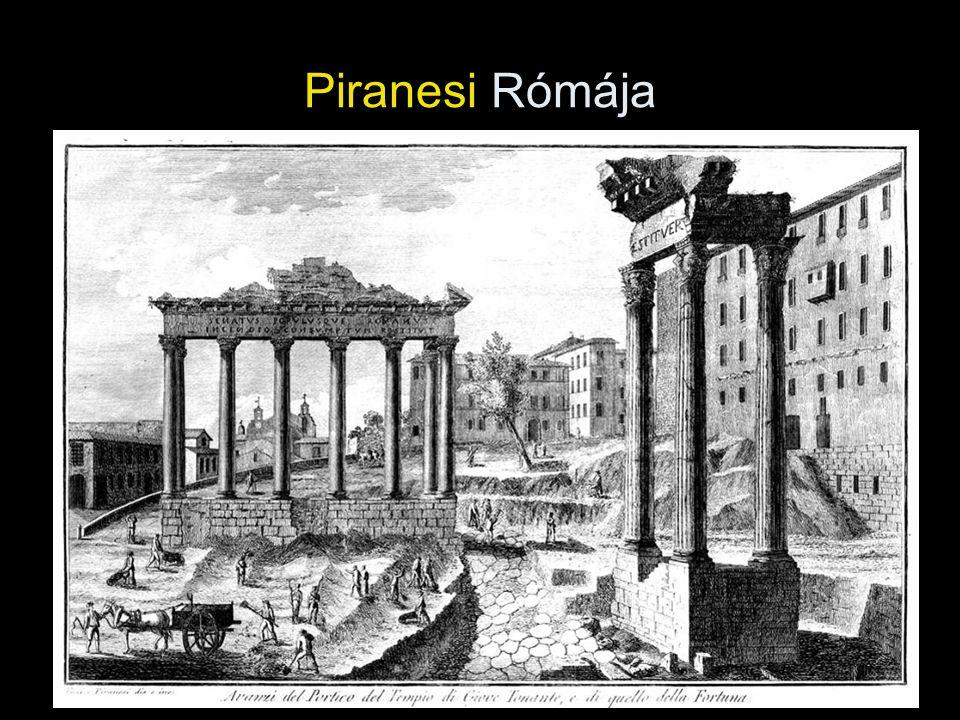 Piranesi Rómája