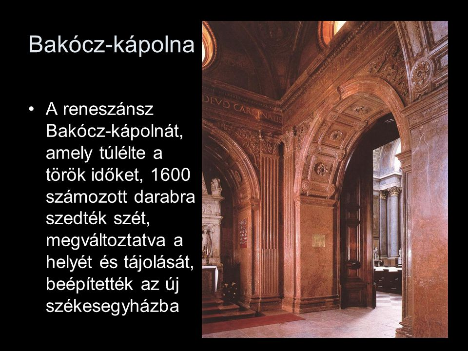 Bakócz-kápolna