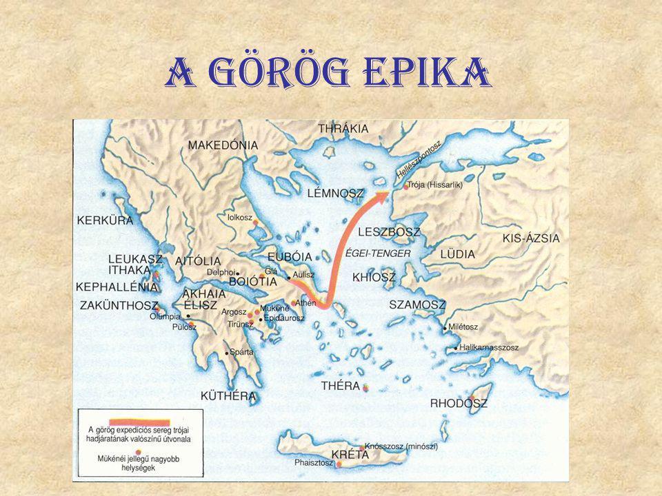 A görög epika