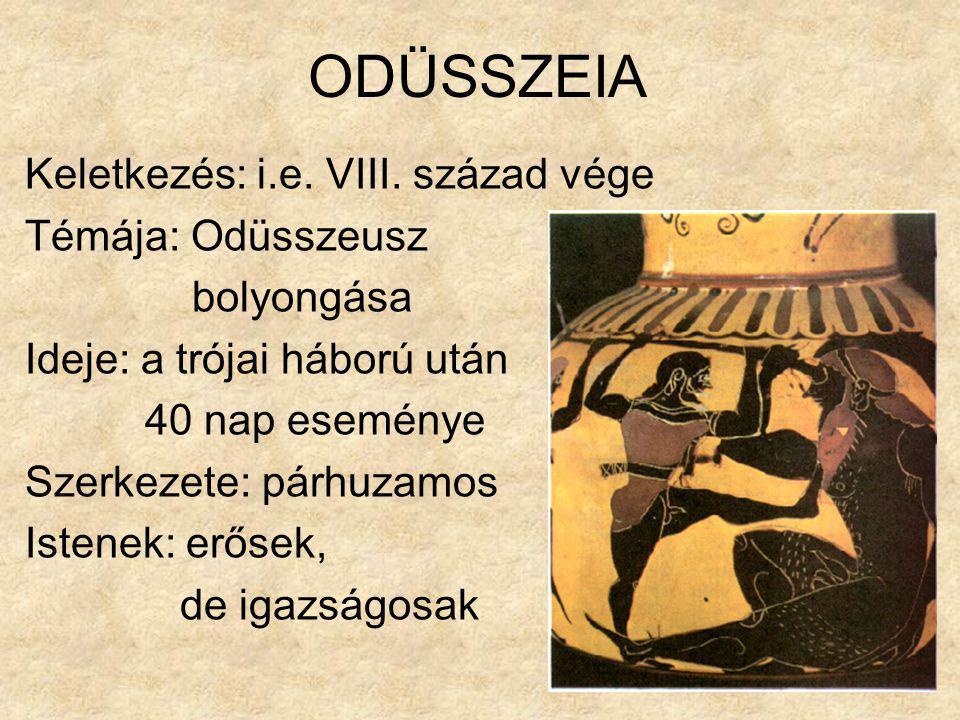 ODÜSSZEIA