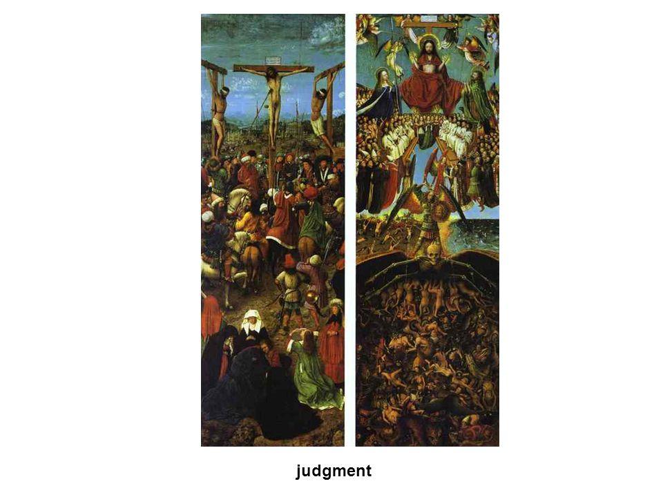 Gótikus művészet judgment