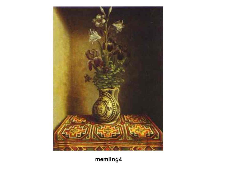 Gótikus művészet memling4