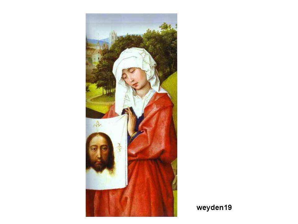Gótikus művészet weyden19