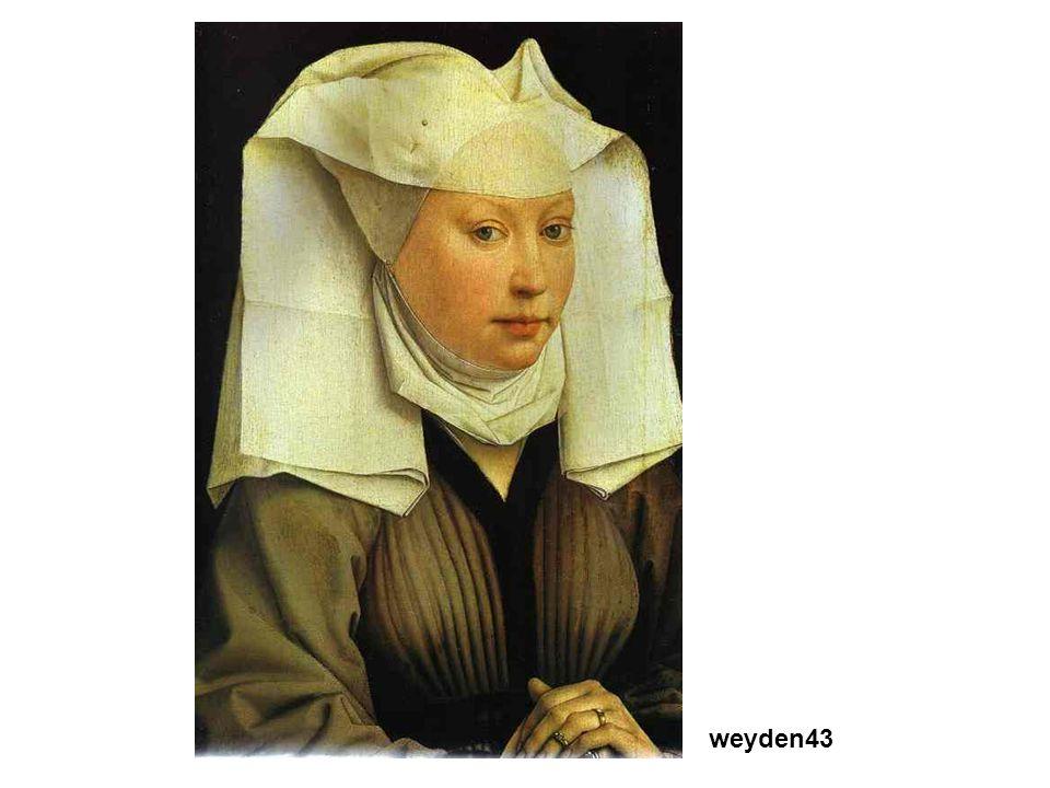 Gótikus művészet weyden43